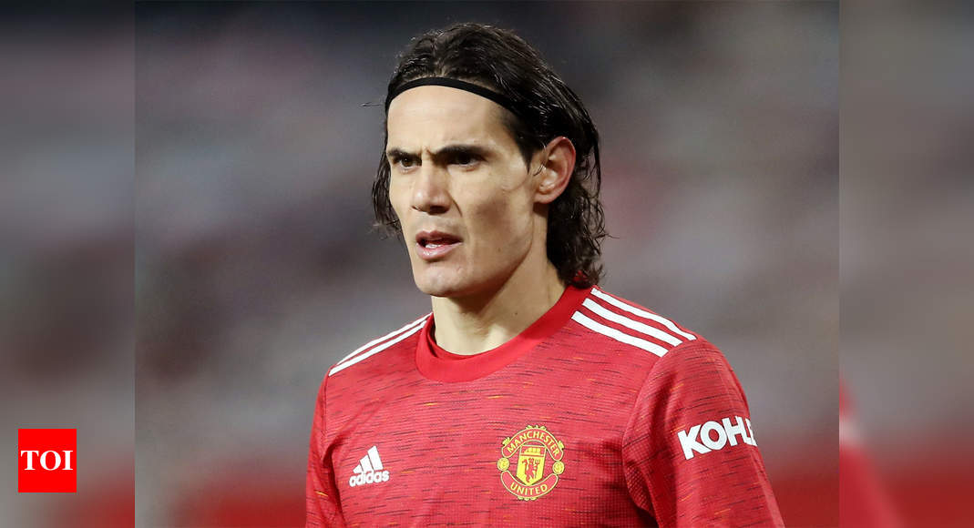 Uruguayan players' union brands English FA 'racist' for Cavani ban | Football News – Times of India