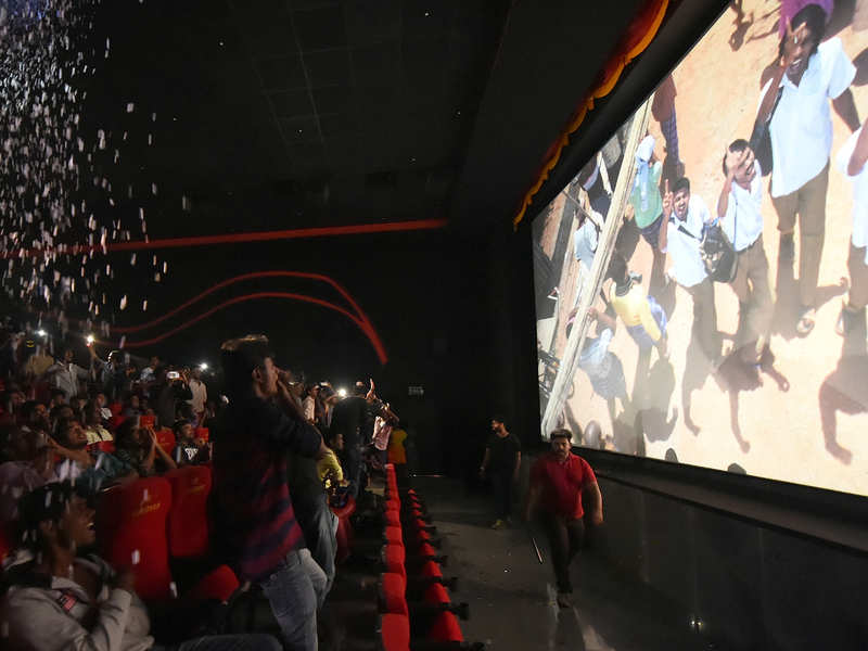 Kollywood pins hope on Pongal releases as Govt allows 100% occupancy in theatres