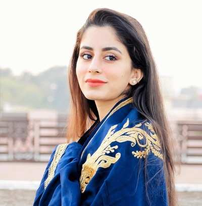 VLCC Femina Miss India Jammu & Kashmir 2020 Ritika Raina