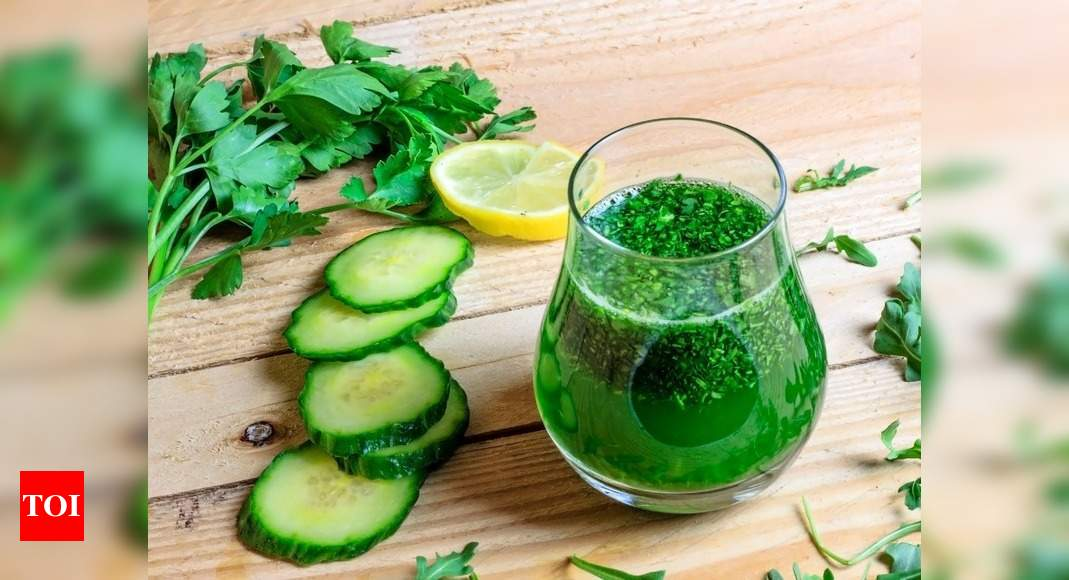 Weight loss Cucumber Health Benefits: Reasons why you should eat cucumbers daily thumbnail