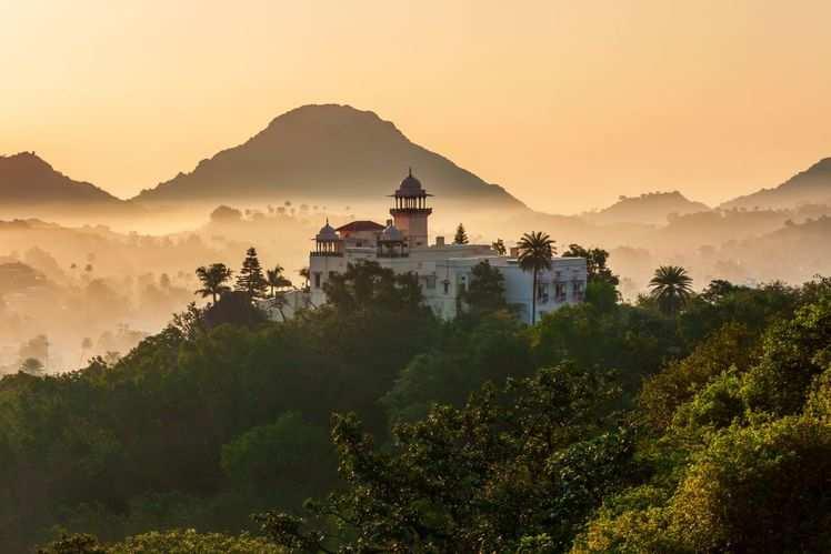 Udaipur to Mount Abu