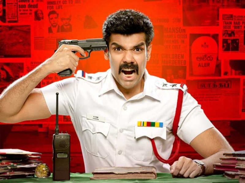 Sibi Sathyaraj's Kabadadaari to release on Thaipoosam Day