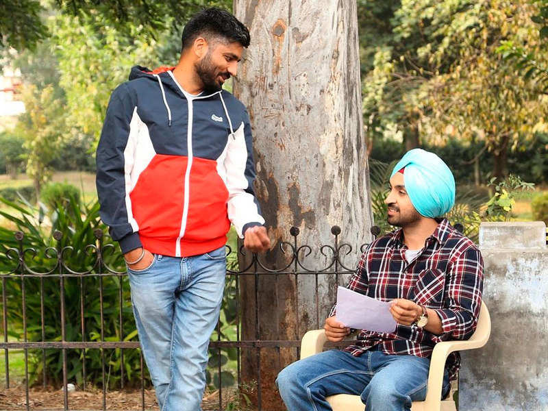Happy Birthday Diljit Dosanjh: Jagdeep Sidhu wishes the actor with a still from 'Shadaa'