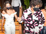 Alia-Ranbir and Ananya-Ishaan arrive in style at Deepika Padukone's birthday party