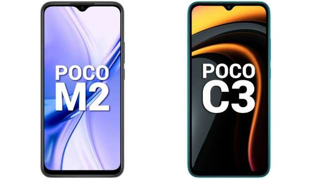 Poco M2 and Poco C3 get a permanent price cut of up to Rs 1,500