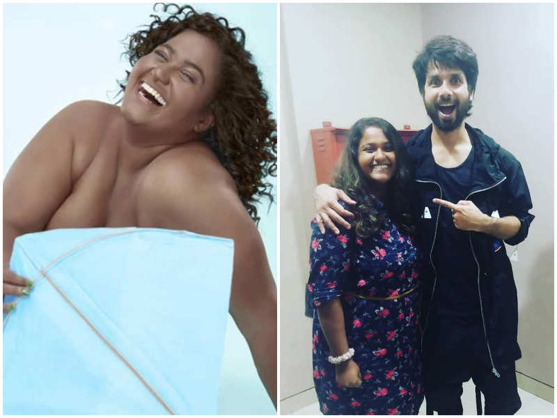 Exclusive! Shahid Kapoor's Kabir Singh co-actor Vanita Kharat on posing in the buff: It is our way of contributing to the body positivity movement