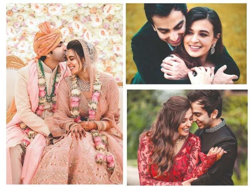 Pankaj Advani marries makeup artist Saniya Shadadpuri