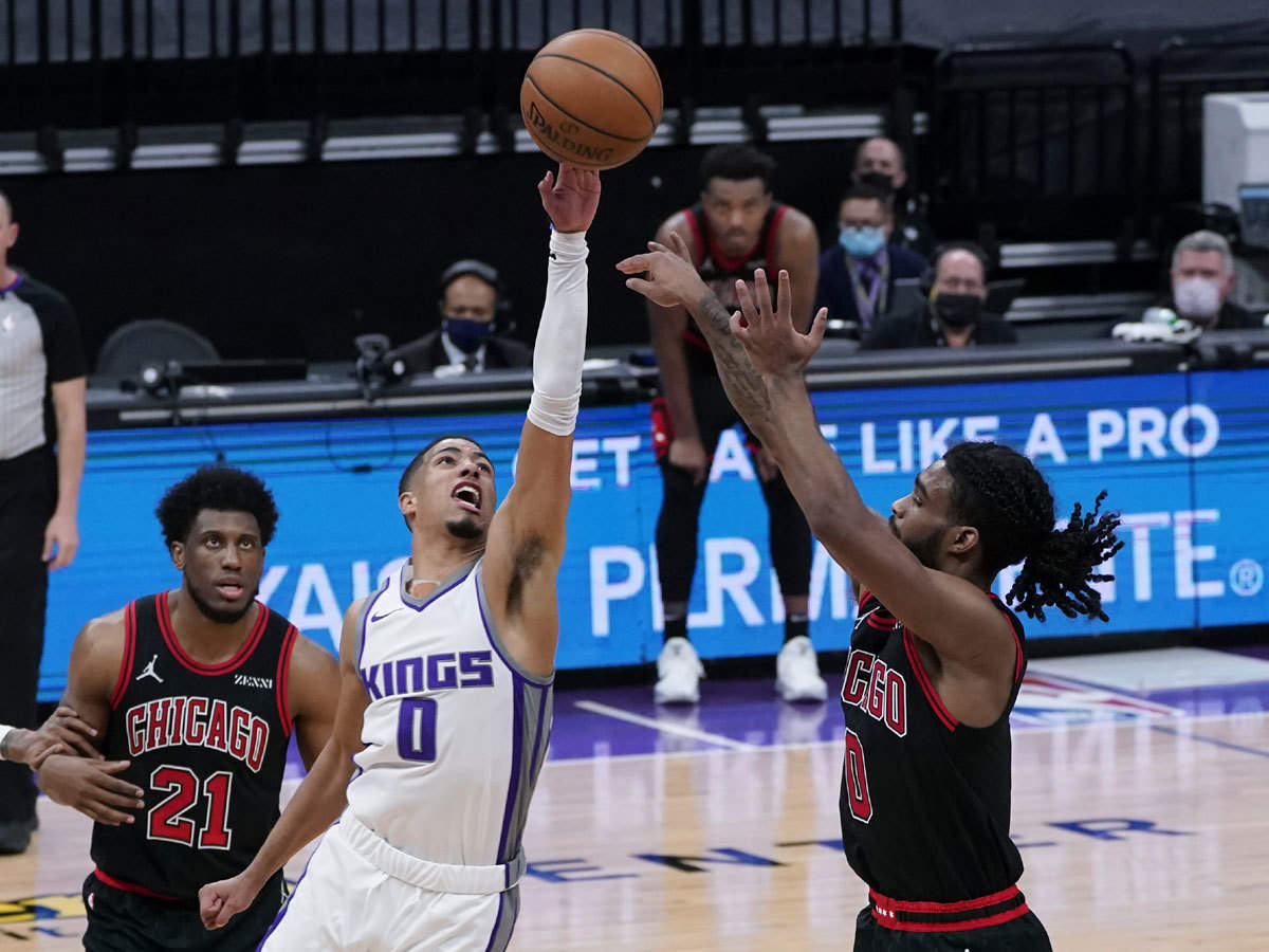 NBA: Sacramento Kings open long homestand with win over Chicago Bulls |  More sports News - Times of India