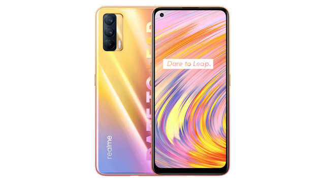 Realme V15 with 4130mAh battery, 64MP primary rear camera launched in China: Price, availability and more