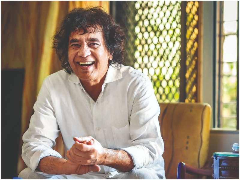 Zakir Hussain: I hope that we are able to get back to the concert halls soon
