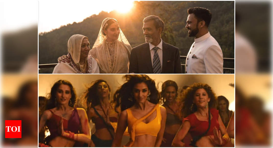 Exclusive! Ali Abbas Zafar's wife Alicia danced with Disha Patani in 'Bharat'; filmmaker opens up on his - Times of India