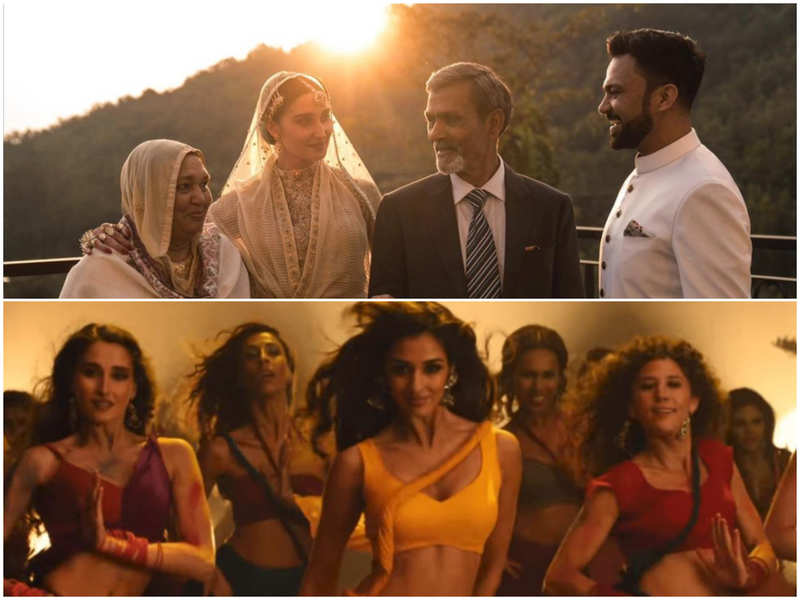 Exclusive! Ali Abbas Zafar's wife Alicia danced with Disha Patani in 'Bharat'; filmmaker opens up on his secret wedding