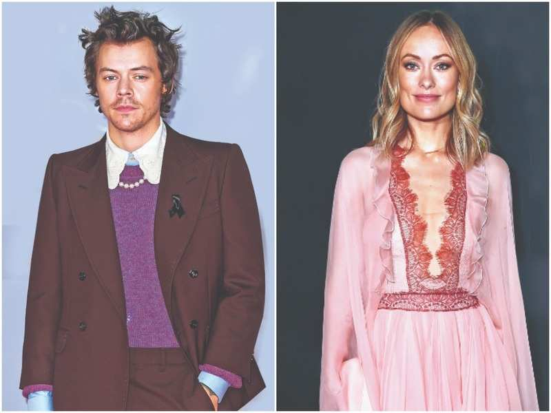 Harry Styles and Olivia Wilde are said to be dating each other