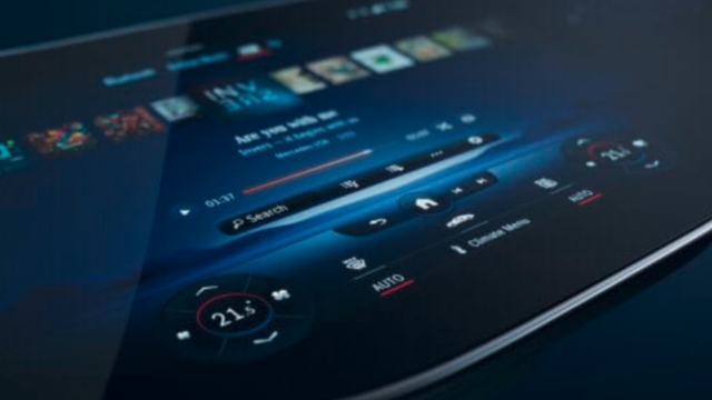Mercedes-Benz unveils 56-inch AI-powered 'Hyperscreen' touch display