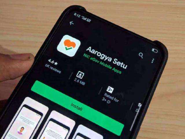 Aarogya Setu app yet to update personal data details on Apple App Store