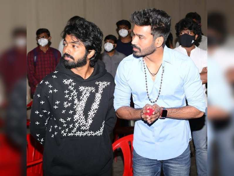 GV Prakash on working with Dhanush for the fifth time