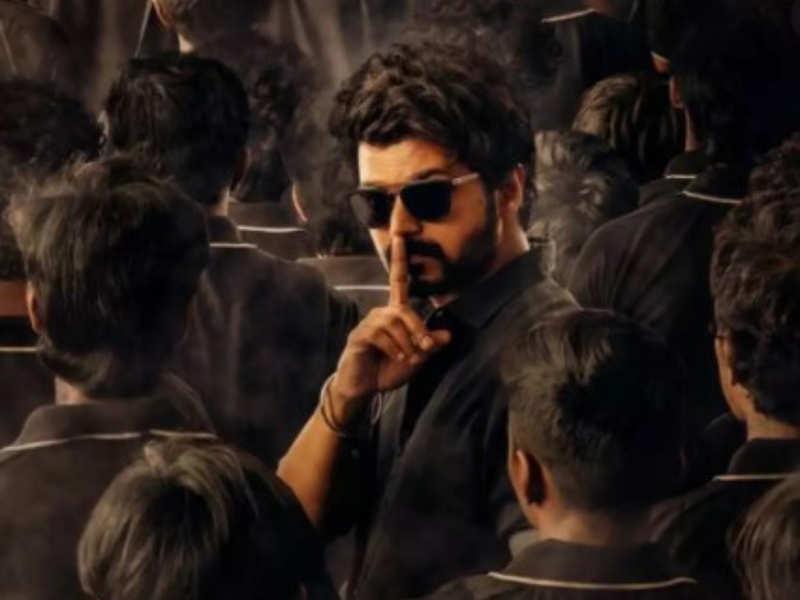 Vijay's Master runs into plagiarism trouble