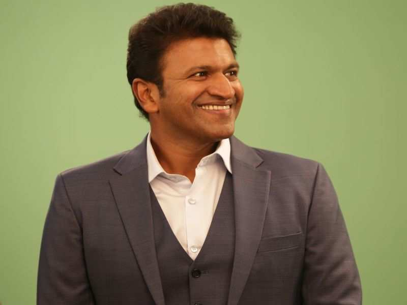 The new year looks promising; I'm back doing what makes me truly happy: Puneeth Rajkumar