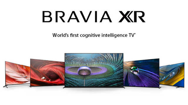 Sony announces new Bravia XR series with 4K and 8K TVs at CES 2021