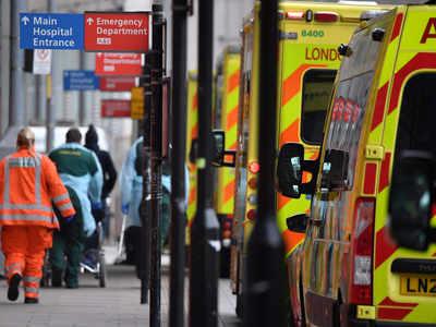 London Mayor declares major incident over Covid hospital pressure