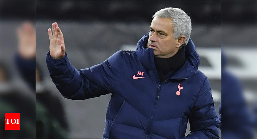 Mourinho calls on Premier League not to postpone Spurs games | Football News – Times of India
