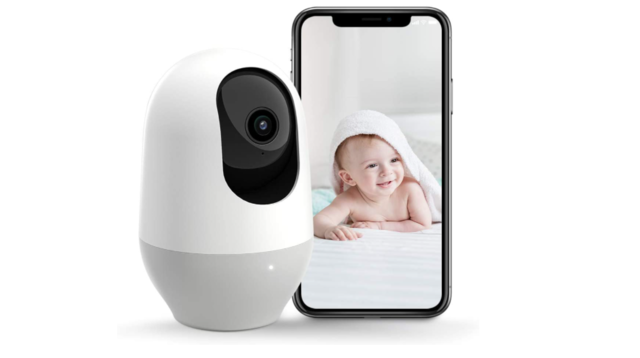 You can grab this baby monitor for 'free' with this trick on Amazon