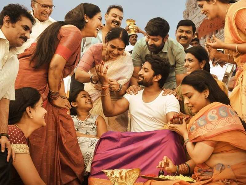 Nani, Ritu Varma, Aishwarya Rajesh starrer Tuck Jagadish to hit screens for Ugadi