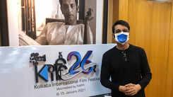 #KIFF: Prosenjit Chatterjee drops in at the festival