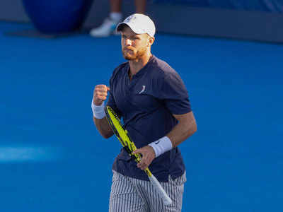 Qualifier Harrison stuns top seed Garin at Delray Beach