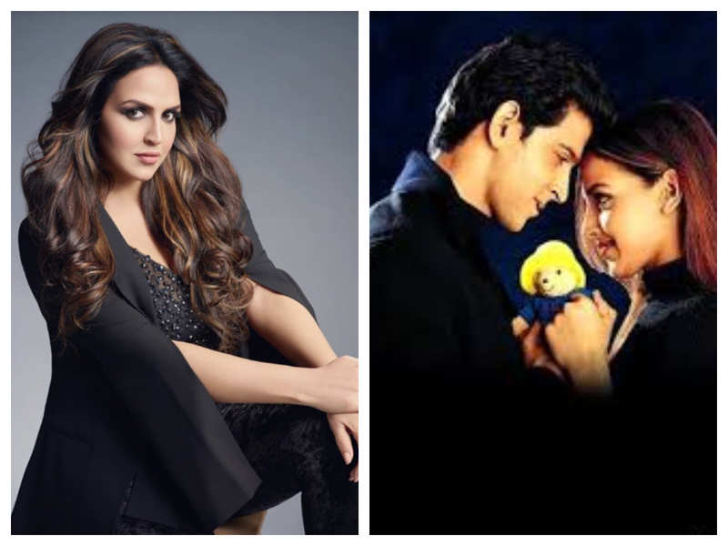 Exclusive! Esha Deol: Hrithik Roshan helped me lose weight before I started shooting for 'Dhoom'