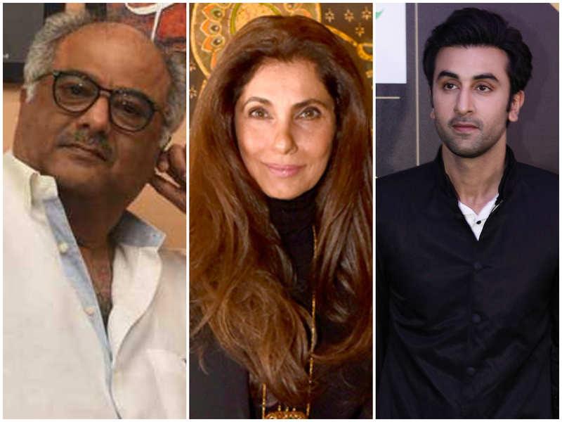 Exclusive! Dimple Kapadia and Boney Kapoor play Ranbir Kapoor's parents in Luv Ranjan's romcom