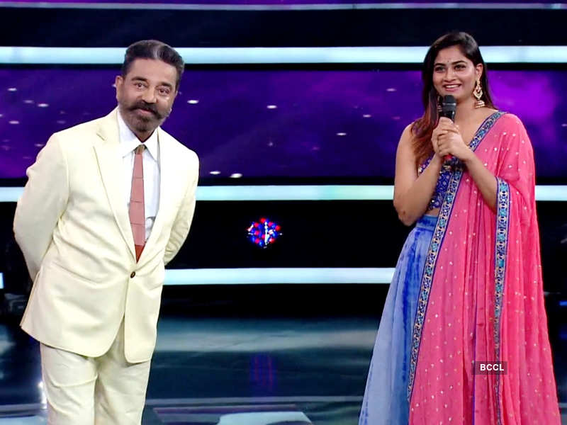 Bigg Boss Tamil 4: Shivani Narayanan gets evicted from the Kamal Haasan hosted show