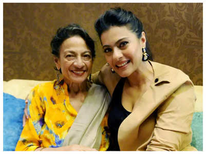 Kajol: I'm a better person because of my mom