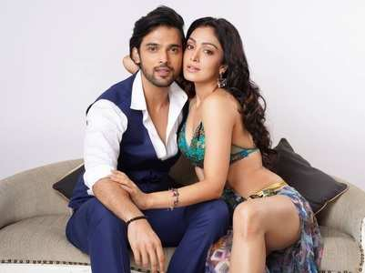 Parth, Khushali tease fans with romantic pic
