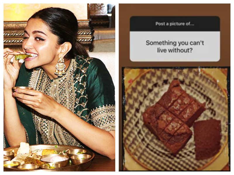 Deepika Padukone Diet: Revealed! Deepika Padukone's cheat ...