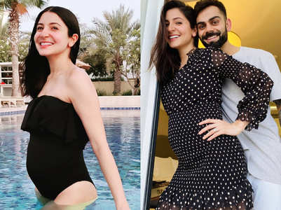 Anushka Sharma's 5 best maternity looks