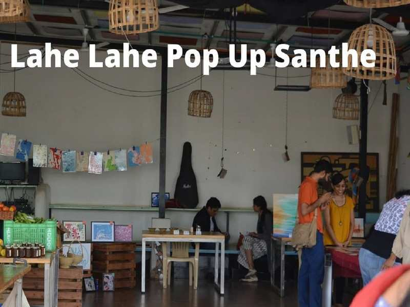 Lahe Lahe to host a pop up santhe this month