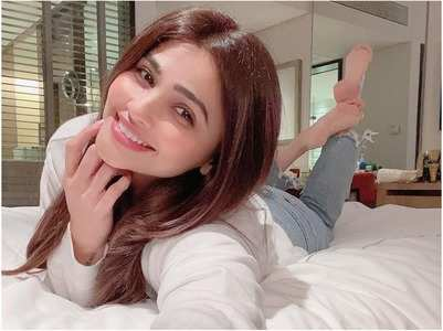 Daisy Shah on spending time with family
