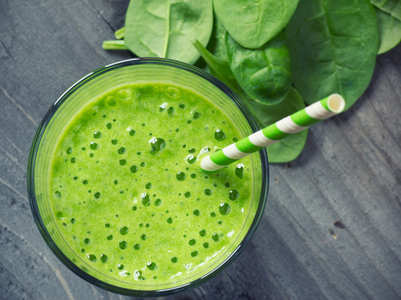 Type 2 diabetes: This green juice is the ideal morning drink for diabetics