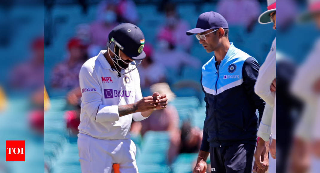 Injured Jadeja ruled out of India's fourth Test in Australia | Cricket News – Times of India
