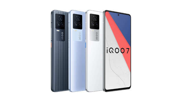 iQoo 7 with Qualcomm Snapdragon 888 SoC, up to 120W fast charge support launched in China: Price, specs and more