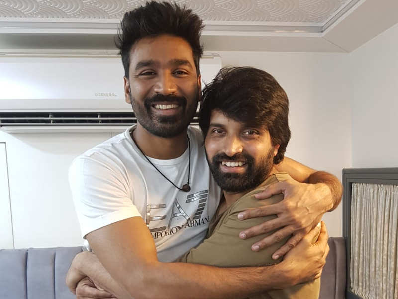 Dhanush's D43 first song shoot completed