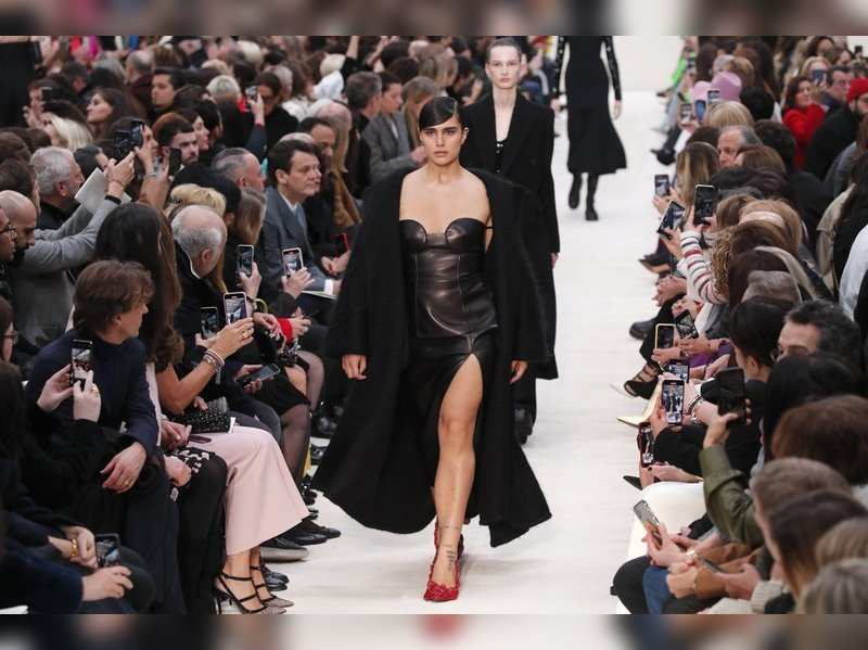 This month's Paris Fashion Week goes digital