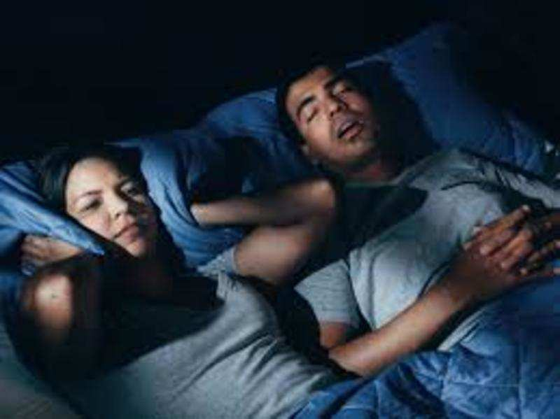 Don't let your partner's sleeping habits mess with your relationship