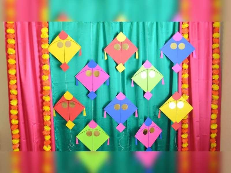 Kite-themed decor, seasonal delights, festive music: Host a fun, intimate Uttarayan party
