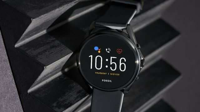 CES 2021: Fossil unveils 5th Generation smartwatch with LTE support