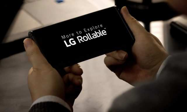 LG teases rollable smartphone at CES 2021