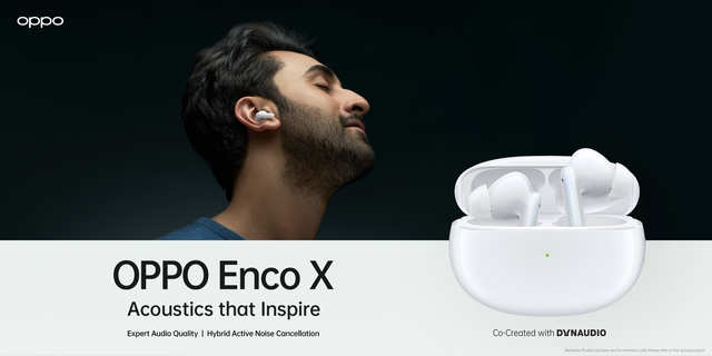 Oppo to launch Enco X true-wireless earbuds with active noise cancellation on January 18