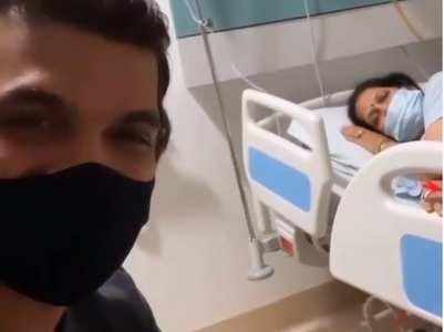 Celebs wish speedy recovery to Arjun's mom