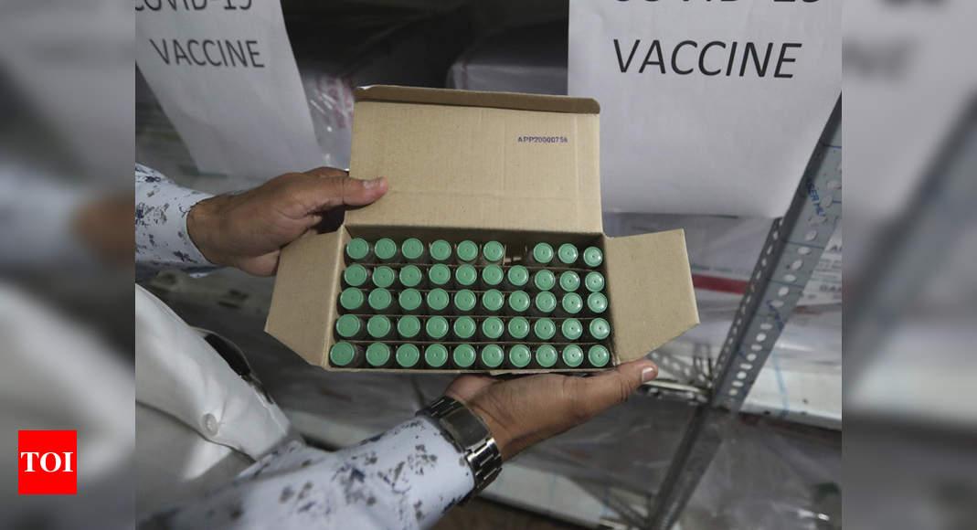 Vaksin Covid-19 mungkin berharga antara Rs 200 hingga 295 di India: Kementerian Kesehatan |  Berita Live – ELS